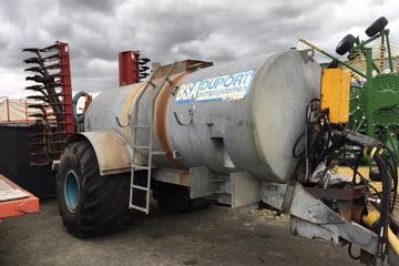 BSA BSA Duport 8.000 liter + bemester