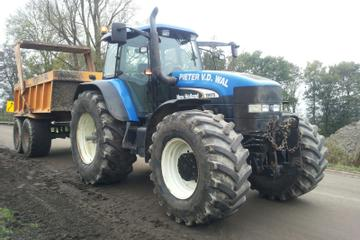 New Holland TM 175 PC