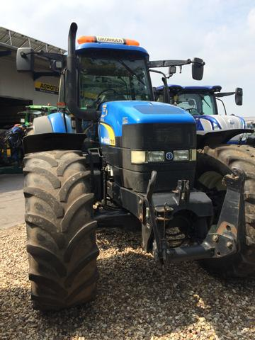 New Holland Traktoren TM190