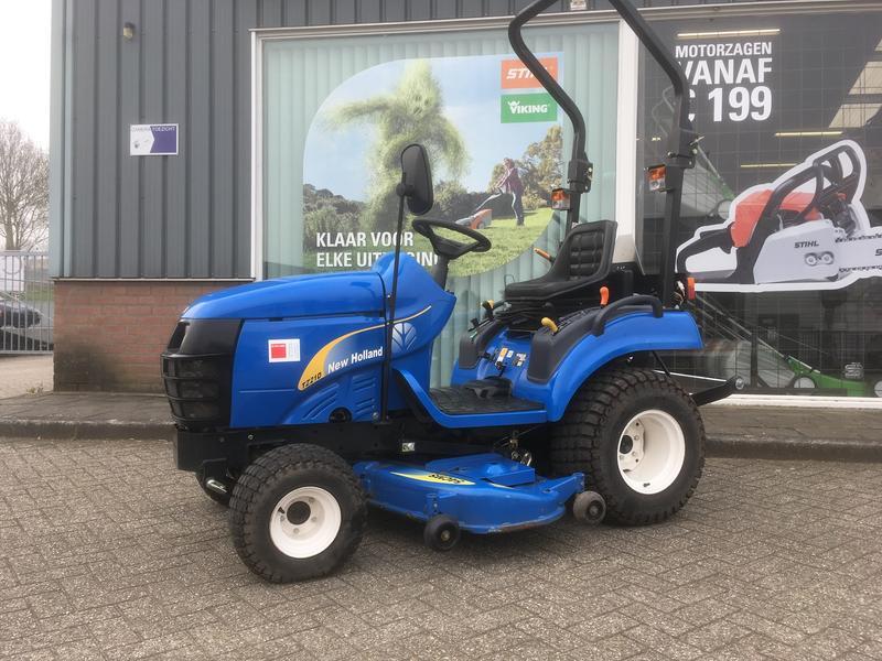 New Holland TZ21D