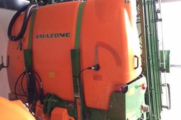 Amazone UF 1801 + FT 1001