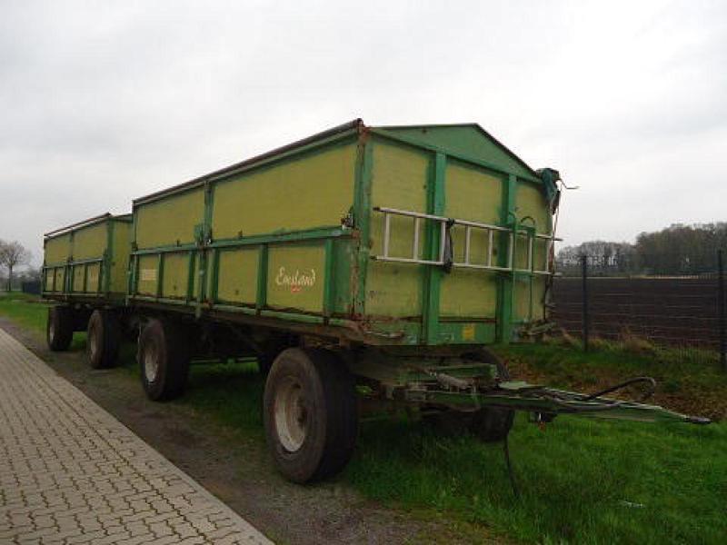 Krone DK 220 16