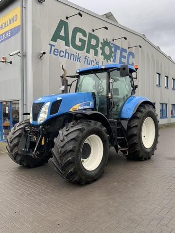 New Holland Traktoren T7030 Power Command