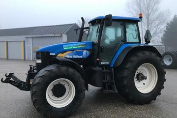 New Holland TM 190 PC