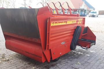 Schuitemaker Amigo 20 Blokkenwagen