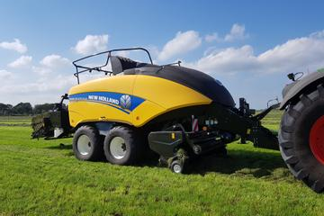 New Holland 1270+ Grootpakpers