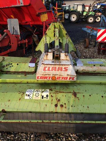 Claas Mähwerke Corto 270