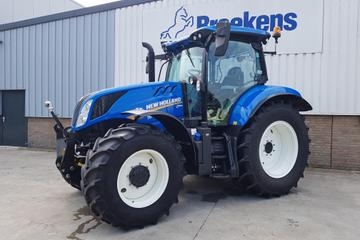New Holland T 6.125 S  EC