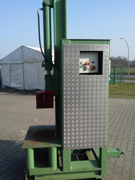 bild 1 von 5 - eigenbau eigenbau holzspalter - landtechnik-börse