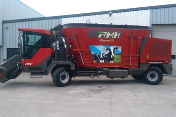 RMH Platina 19m3 voermengwagen