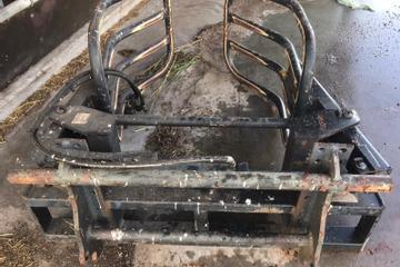 Tanco D 71 Klem voor rondebalen