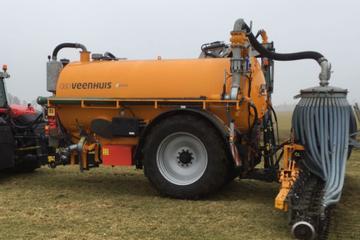 Veenhuis Quadro 11.000 euroject 350/760