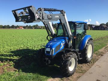 New Holland Traktoren T4.55 Powerstar