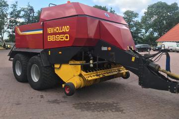 New Holland BB 950 Tandem