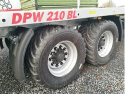 DPW 210 BL Dreiachser 40 km