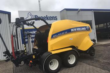 New Holland RB 135 Ultra