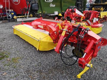 Pöttinger Mähwerke NOVACAT 302 ED