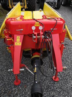 Heckmähwerk S10 NOVACAT