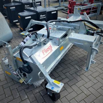 Fliegl Kehrmaschinen Kehrmaschine - Typ 600