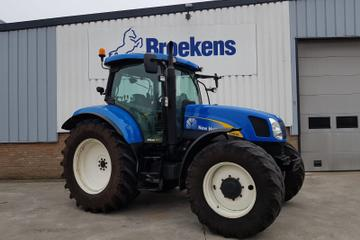 New Holland TS115A