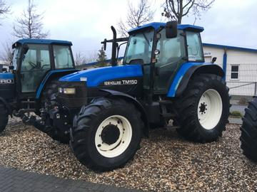 New Holland Traktoren TM 150