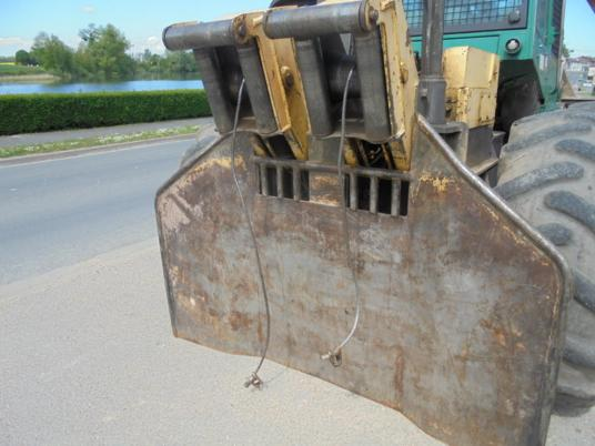 Timberjack 360 DBLE TREUIL ET TAB HYDR: Bild 1 von 9 | Landtechnik