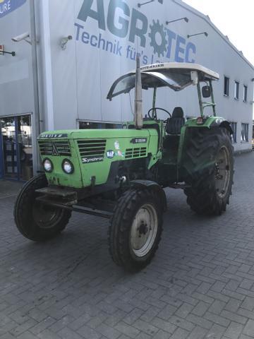 Deutz-Fahr Traktoren 7206 Synchron