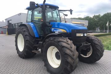 New Holland TM 120 RC  Supersteer