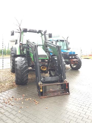 Deutz-Fahr Traktoren Agotron 6.45