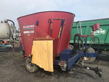 Siloking Futtermischwagen 8m³ Futtermischwagen Mono Kompakt