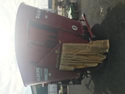 8m³ Futtermischwagen Mono Kompakt