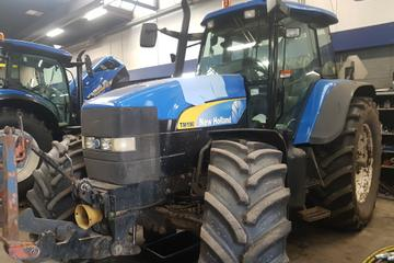 New Holland New Holland TM 190