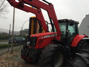 Massey Ferguson Traktoren 7480 Dyna-VT