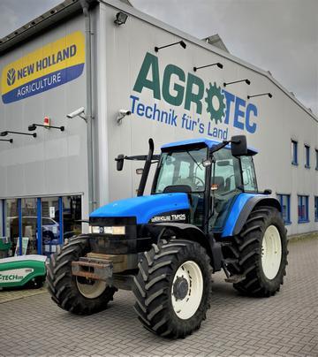 New Holland Traktoren TM 125