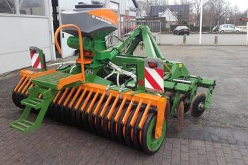 Amazone Catros 3001 + Green Drill