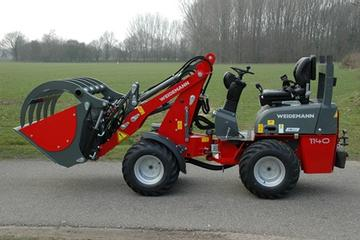 Weidemann 1140 CX 30 Minishovel