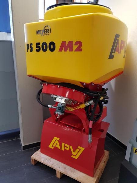 APV PNEUMATIKSTREUER PS500 M2
