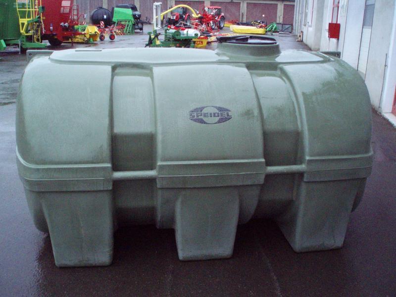 Bild 2 Von 5 Speidel Wasserfass Wassertank Wasserbehalter 500l
