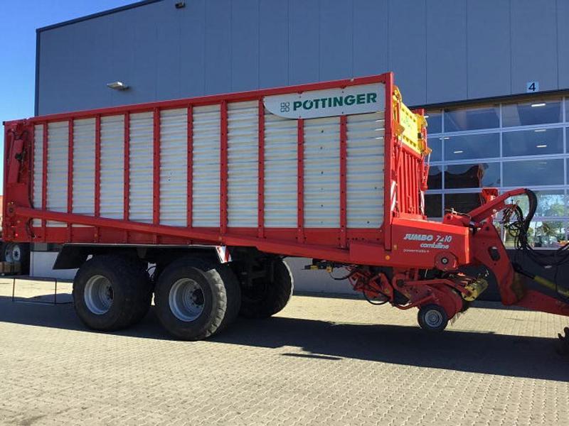 Pöttinger JUMBO 7210 D COMBILINE