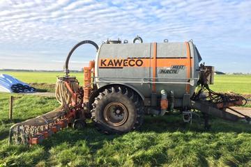Kaweco Pomp tank wagen