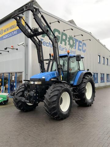 New Holland Traktoren New Holland TM 150