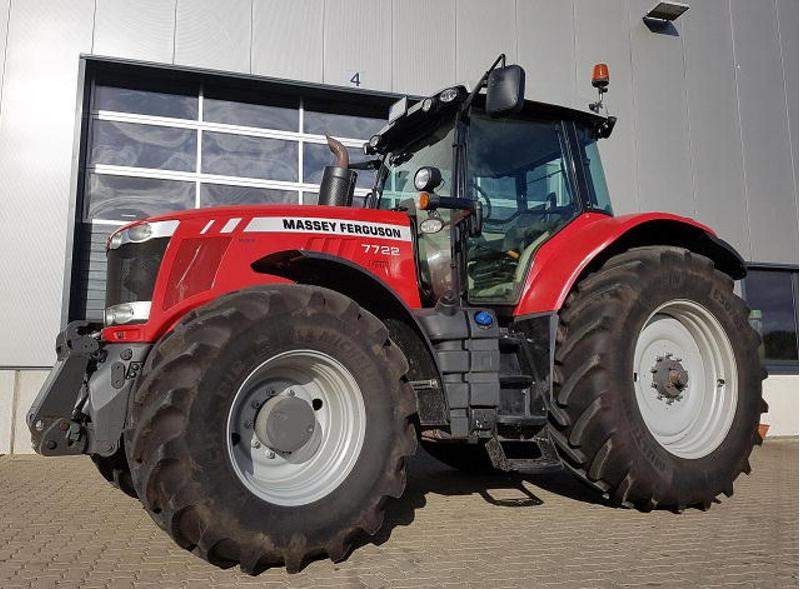 Massey Ferguson 7722 DYNA-VT EXCLUSIVE