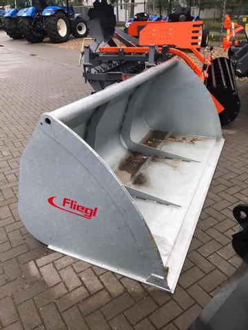 Fliegl Ladewerkzeuge Großraumschaufel Standard verzinkt