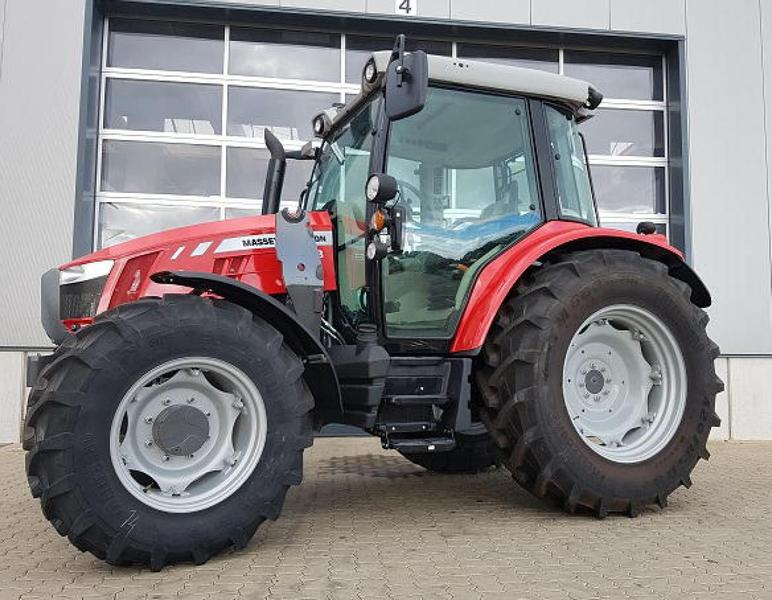 Massey Ferguson 5608 DYNA4 NEW EDITION