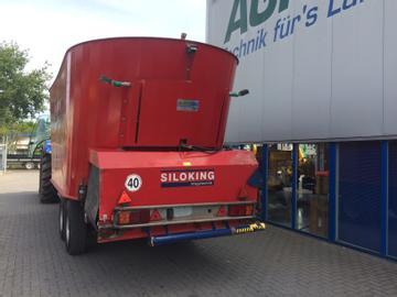 Siloking Futtermischwagen 24 m³ Duo