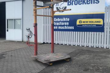 Ongebruikt Gebruikt - Mechanisatiebedrijf Broekens QR-33