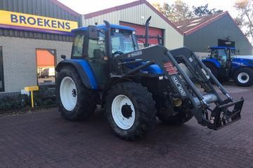 New Holland TS 100 SLE