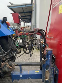 Duo 24m³ Mischwagen Fütterung kein Strautmann Trioliet