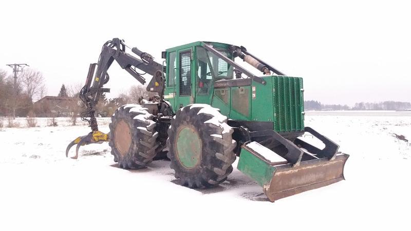 John Deere Timberjack 360 D: Bild von | Landtechnik-Börse | proplanta de