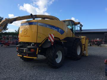 New Holland Selbstfahrende Häcksler FR9050